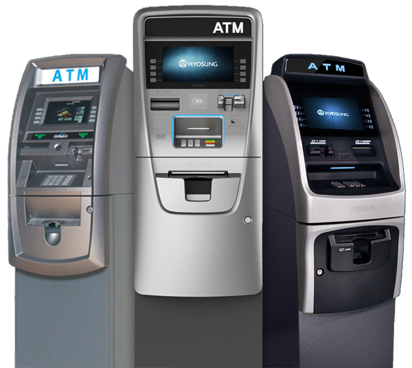 Access Cash ATM - Main Banner third image - three atms